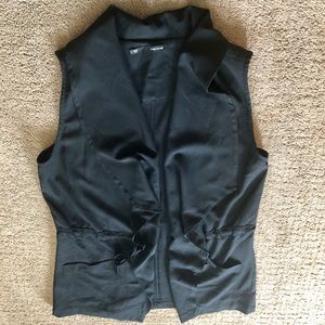 Maurice's Trench Black Vest